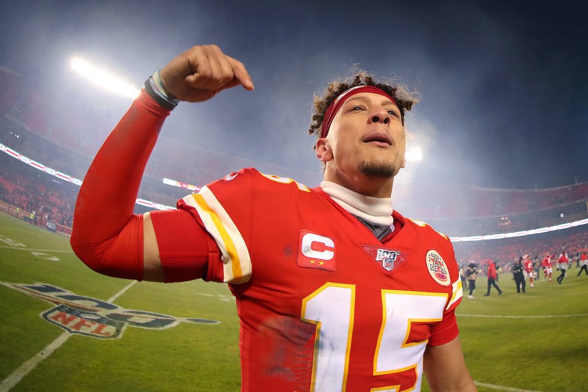 Patrick Mahomes Owns Your Favorite Football Team and Now the Kansas City Royals
